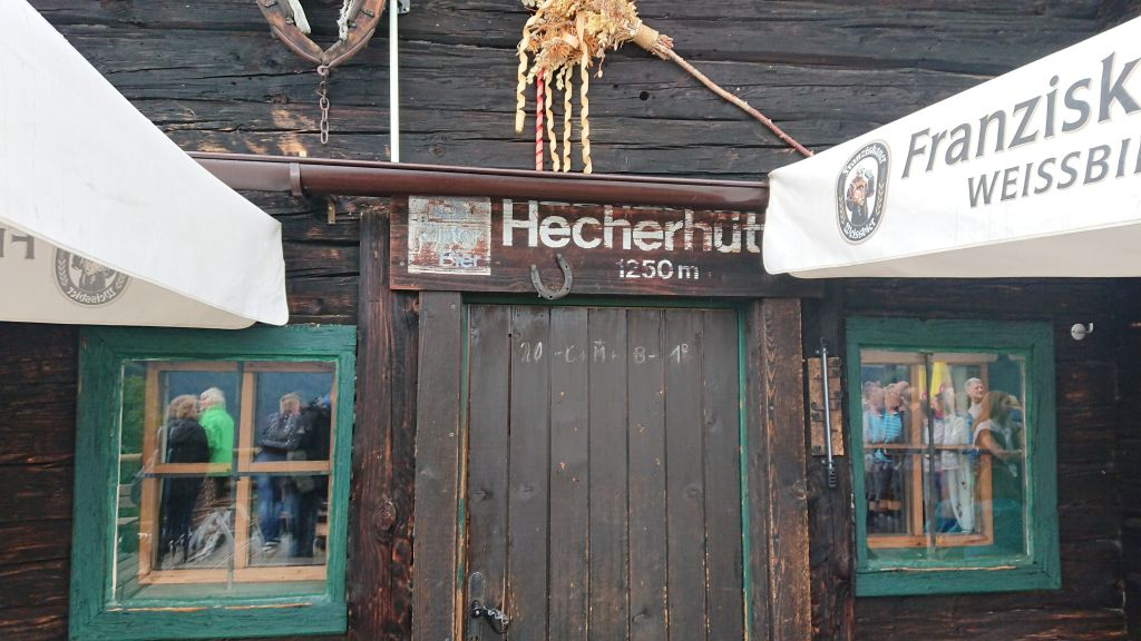 Hüttengaudi MIttwoch