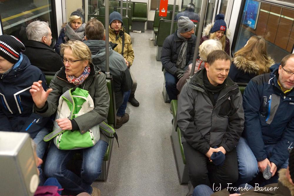 Straßenbahn nach Bonn