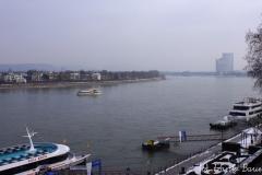Blick Rheinaufwärts